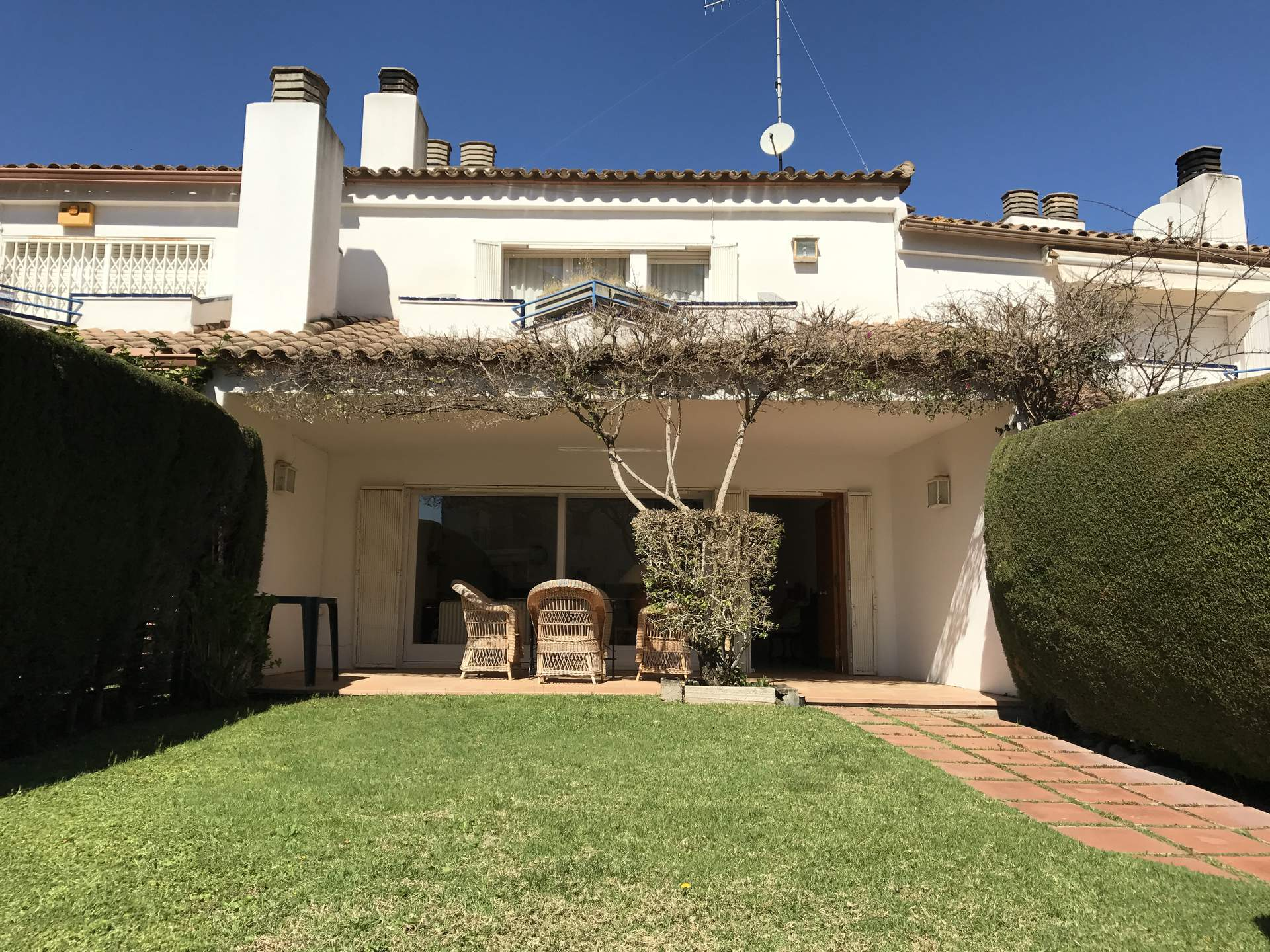 Holiday renting House La Fosca
